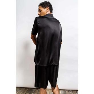 moška pižama (komplet) KILLSTAR - Brimstone Unisex - Črna, KILLSTAR