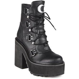 Ženski škornji - BROOM RIDER - KILLSTAR, KILLSTAR