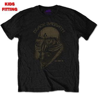 Otroška metal majica Black Sabbath - Avengers Boys - ROCK OFF, ROCK OFF, Black Sabbath