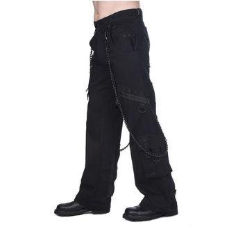 Moške hlače Black Pistol - Črna, BLACK PISTOL
