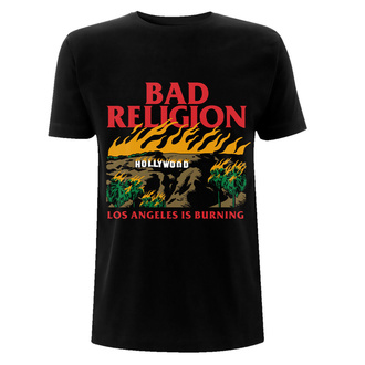 Moška majica Bad Religion - Burning Black, NNM, Bad Religion