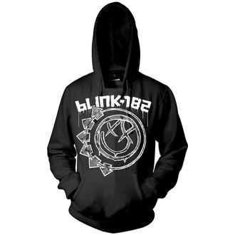 Moška majica s kapuco Blink 182 - Stamp- Črna, NNM, Blink 182