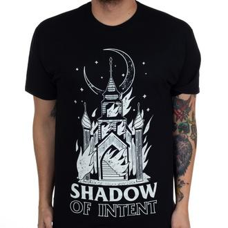 Moška majica Shadow of Intent - Burning Church - Črna - INDIEMERCH, INDIEMERCH, Shadow of Intent