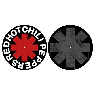 Blazinici za gramofon (komplet 2 kosa) RED HOT CHILI PEPPERS - ASTERISK - RAZAMATAZ, RAZAMATAZ, Red Hot Chili Peppers