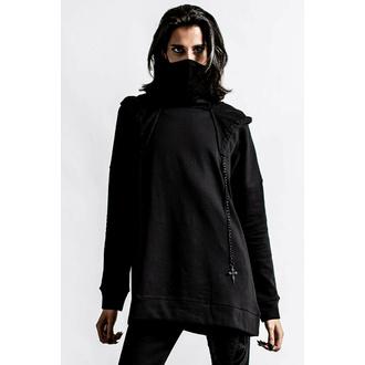 Moški hoodie KILLSTAR - Cloak Of Deception - Črna, KILLSTAR