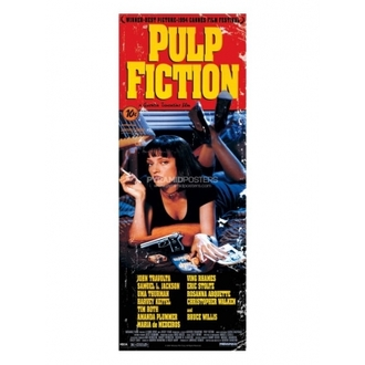 Poster - Pulp Fiction (Cover) - CPP20108, PYRAMID POSTERS, Pulp Fiction