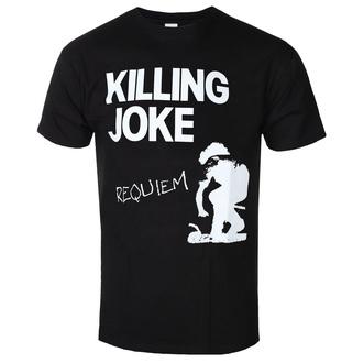 Moška metal majica Killing Joke - REQUIEM - PLASTIC HEAD, PLASTIC HEAD, Killing Joke