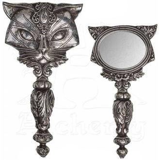Ogledalo (dekoracija) ALCHEMY GOTHIC - Mačka, ALCHEMY GOTHIC