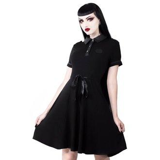 Ženska obleka KILLSTAR - Dark Doll - ČRNA, KILLSTAR