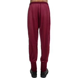 Unisex hlače (trenirka) KILLSTAR - Dazed - BORDO, KILLSTAR