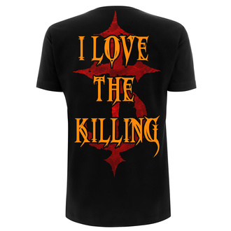 Moška metal majica Devildriver - Warrior - NNM, NNM, Devildriver