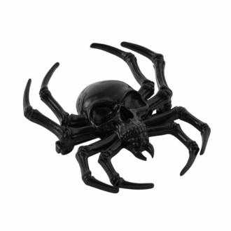 Priponka (broška) KILLSTAR - Deadly - Črna, KILLSTAR