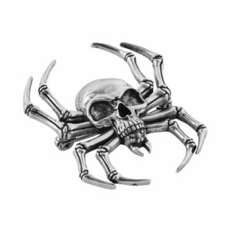 Priponka (broška) KILLSTAR - Deadly - Srebrno, KILLSTAR