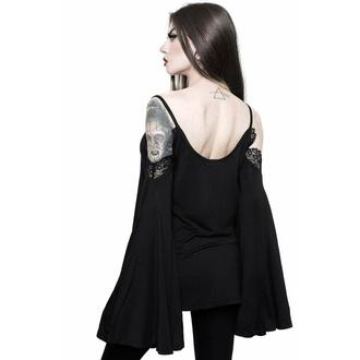 Ženska majica z dolgimi rokavi KILLSTAR - Dead Rose Vest, KILLSTAR