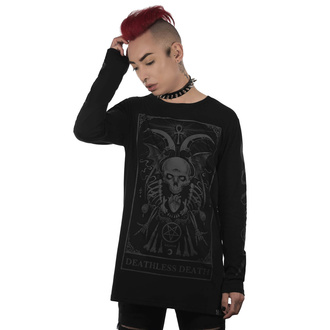 Unisex majica z dolgimi rokavi KILLSTAR - Deathless Long Sleeve Top, KILLSTAR