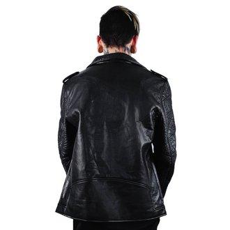 Moška usnjena jakna - Death Rawk - KILLSTAR, KILLSTAR