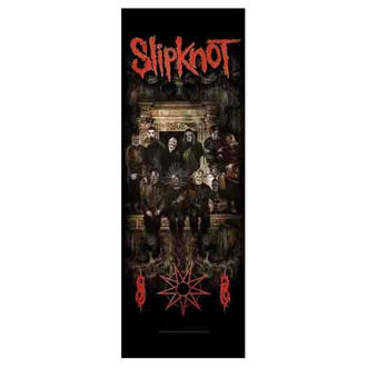 Zastava Slipknot - Crest, HEART ROCK, Slipknot