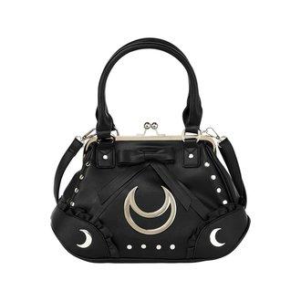 Ročna torbica (torba) KILLSTAR - DIANA - BLACK, KILLSTAR
