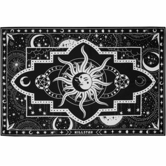 Odeja (posteljno pregrinjalo) KILLSTAR - Dimensional Key - Črna, KILLSTAR