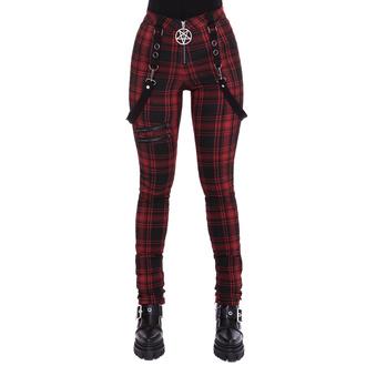 Ženske hlače KILLSTAR - Doll Parts Jeans, KILLSTAR
