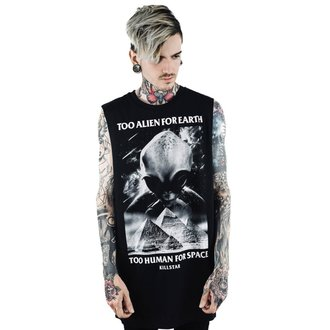 Majica brez rokavov (unisex) KILLSTAR - Don't Belong - BLACK, KILLSTAR