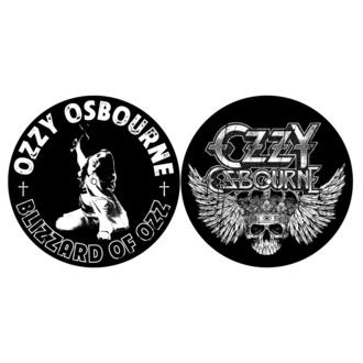 Blazinici za gramofon (komplet 2 kosa) OZZY OSBOURNE - BLIZZARD OF OZZ / CREST - RAZAMATAZ, RAZAMATAZ, Ozzy Osbourne