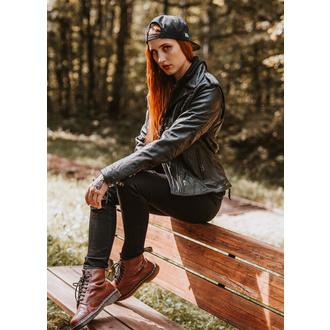Ženska motoristična jakna (set hoodie + jakna) UNIK, UNIK