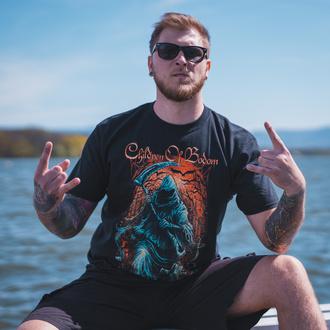 moška majica Children Of Bodom - Grim Reaper - NUCLEAR BLAST, NUCLEAR BLAST, Children of Bodom