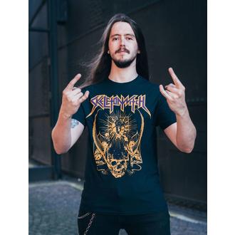 Moška majica Skeletonwitch - Blackened Heart - Črna - INDIEMERCH, INDIEMERCH, Skeletonwitch