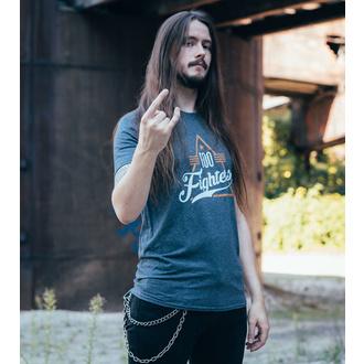 Moška majica Foo Fighters - HEATHER - ROCK OFF, ROCK OFF, Foo Fighters