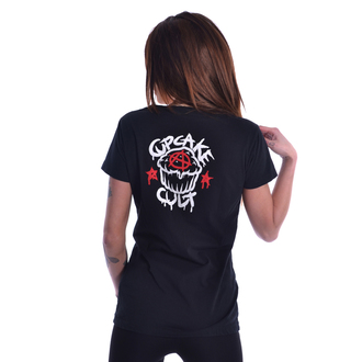 Ženska majica - BAD GIRLS - CUPCAKE CULT, CUPCAKE CULT