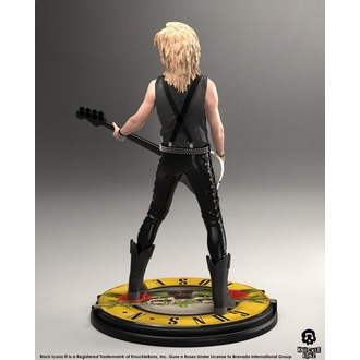 Figura Guns N' Roses - Duff McKagan - Rock Iconz, KNUCKLEBONZ, Guns N' Roses