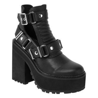 Ženski Klin čevlji - Electra - KILLSTAR, KILLSTAR