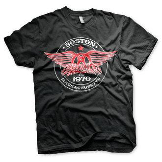 Moška metal majica Aerosmith - Est. 1970, Boston - HYBRIS, HYBRIS, Aerosmith