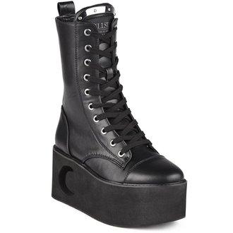 Ženski škornji s polno peto - ETERNAL ECLIPSE - KILLSTAR, KILLSTAR