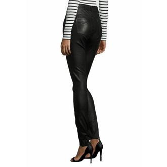 Ženske usnjene hlače - GW SNVV - Črna, NNM