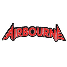 Našitek AIRBOURNE - LOGO CUT-OUT - RAZAMATAZ, RAZAMATAZ, Airbourne