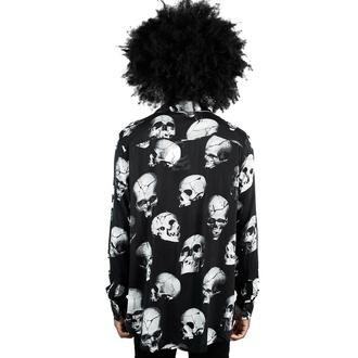 Moška srajca KILLSTAR - Fatal Attraction - Črna, KILLSTAR