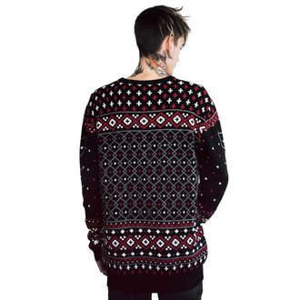 Moški pulover KILLSTAR - ROB ZOMBIE - Feline Festive, KILLSTAR, Rob Zombie