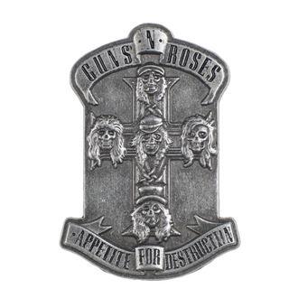 Značka Guns N' Roses - Appetite - RAZAMATAZ, RAZAMATAZ, Guns N' Roses