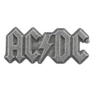 Značka AC / DC - Metal Logo - RAZAMATAZ, RAZAMATAZ, AC-DC