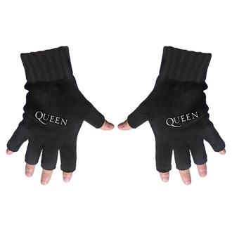 Brezprstne Rokavice Queen - Logo - RAZAMATAZ, RAZAMATAZ, Queen