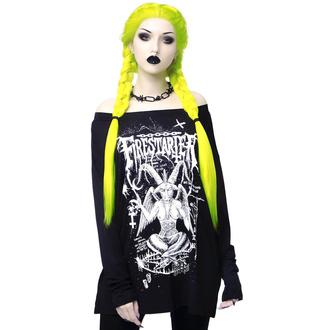 Ženska majica z dolgimi rokavi KILLSTAR - Firestarter, KILLSTAR