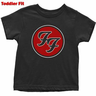 Otroška majica Foo Fighters - Logo - ROCK OFF, ROCK OFF, Foo Fighters