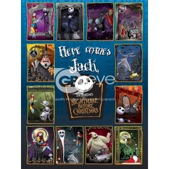 plakat - NIGHTMARE BEFORE CHRISTMAS - Kompilacija - FP2209, NIGHTMARE BEFORE CHRISTMAS