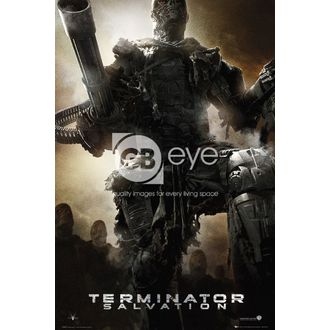 plakat - TERMINATOR SALVATION army FP2297, GB posters