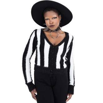 Ženski pulover KILLSTAR - Freakshow Cardigan - STRIPE, KILLSTAR