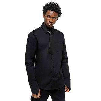 Moška majica KILLSTAR - Fright Night Button-Up, KILLSTAR