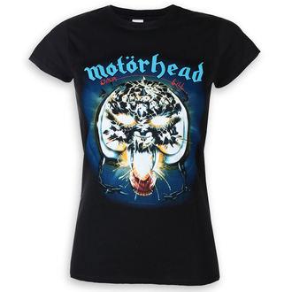 Ženska metal majica Motörhead - Overkill - ROCK OFF, ROCK OFF, Motörhead