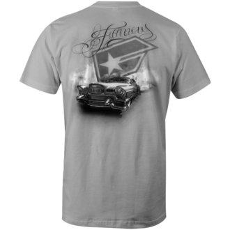 Moška ulična majica - LA. - FAMOUS STARS & STRAPS, FAMOUS STARS & STRAPS